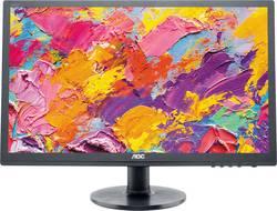 Image of AOC E2460SH LCD-Monitor 61 cm (24 Zoll) EEK A (A+ - F) 1920 x 1080 Pixel Full HD 1 ms DVI, HDMI™, VGA, Kopfhörer (3.5 mm