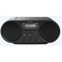 FM rádio s CD prehrávačom Sony ZS-P50, USB, čierna