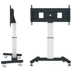"""TV kolieskový vozík Neomounts by Newstar PLASMA-M2500SILVERMS, neflexibilný, 152,4 cm (60"""") - 254,0 cm (100"""")"""