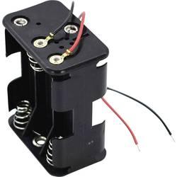 Bateriový držák na 6x AA Takachi SN36B, kabel, (d x š x v) 58 x 46.3 x 29 mm