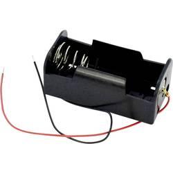Bateriový držák na 1x Velké mono Takachi SN11, kabel, (d x š x v) 70.6 x 36 x 29.4 mm