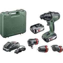 Aku príklepová vŕtačka Bosch Home and Garden AdvancedImpact 18 06039B5103, 18 V, 2.5 Ah, Li-Ion akumulátor
