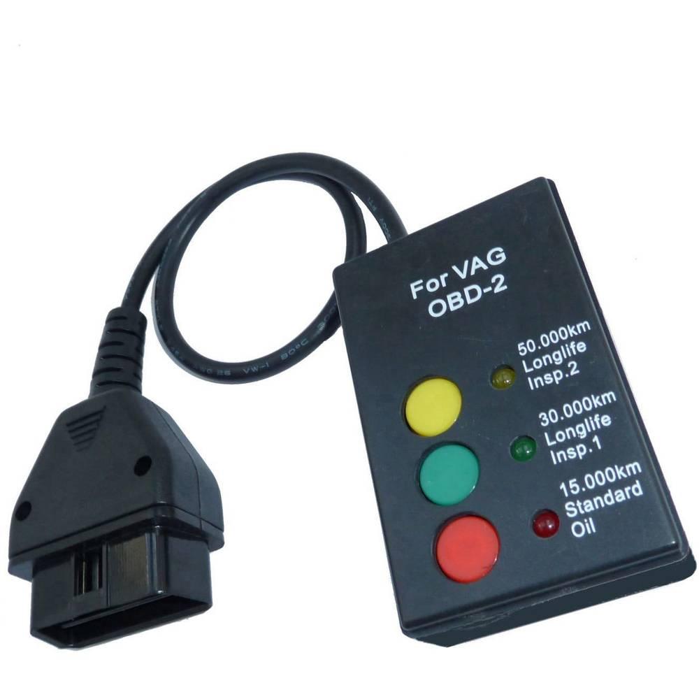 adapteruniverse Adapter Universe Service resetter 7150 Geschikt voor (automerken): Volkswagen, Audi, Seat, Skoda