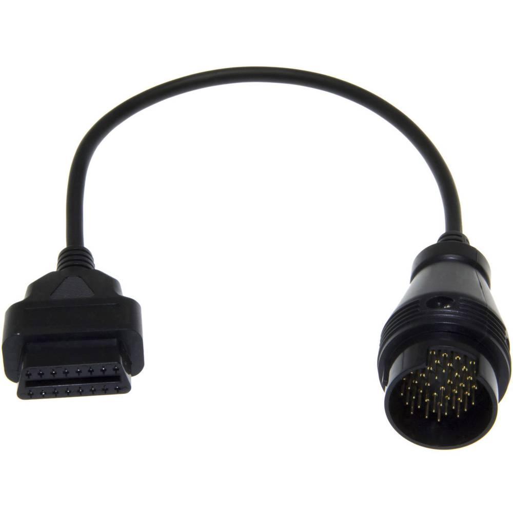 adapteruniverse Adapter Universe OBD II stekker 7190 Geschikt voor (automerken): Mercedes Benz