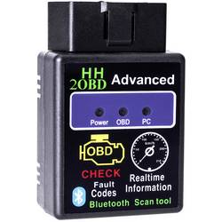 Image of Adapter Universe OBD II Diagnosetool Bluetooth Diagnose Tool Scanner 7220