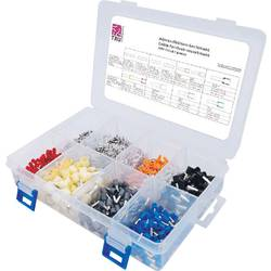 Sada dutiniek TRU COMPONENTS T1711C002, 0.5 mm², 0.75 mm², 1.0 mm², 1.5 mm², 2.5 mm², 4 mm², 6 mm², 10 mm², 3200 ks