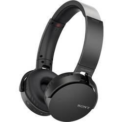 Bluetooth slúchadlá Sony MDR-XB650BT MDRXB650BTB.CE7, čierna