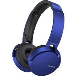 Bluetooth slúchadlá Sony MDR-XB650BT MDRXB650BTL.CE7, modrá