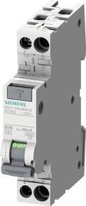 Siemens - FI-Schutzschalter/Leitungsschutzschalter