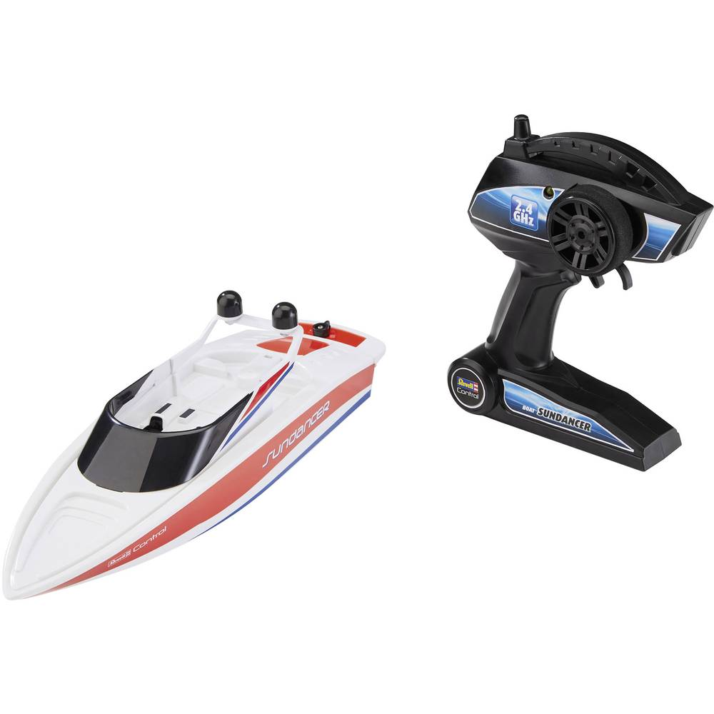 Remote Control Boats & Watercraft