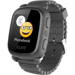 GPS tracker Elari KidPhone 2 KP-2 Black, lokátor osôb, čierna
