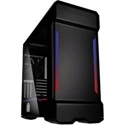 PC skrinka midi tower Phanteks PH-ES518XTG_DBK01, čierna