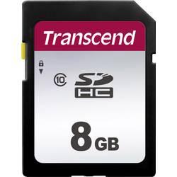 Pamäťová karta SDHC, 8 GB, Transcend Premium 300S, Class 10, UHS-I, UHS-Class 1
