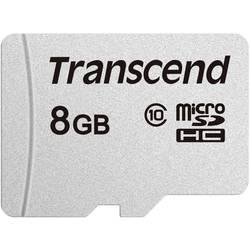 Pamäťová karta micro SDHC, 8 GB, Transcend Premium 300S, Class 10