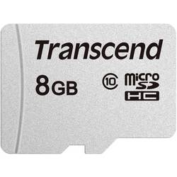 Paměťová karta microSDHC, 8 GB, Transcend Premium 300S, Class 10