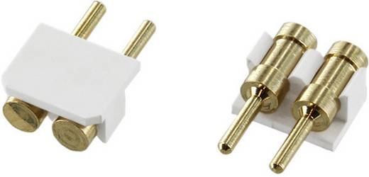 Verbinder 24 V Kupfer Beryllium Tru Components Tape Cut Kaufen