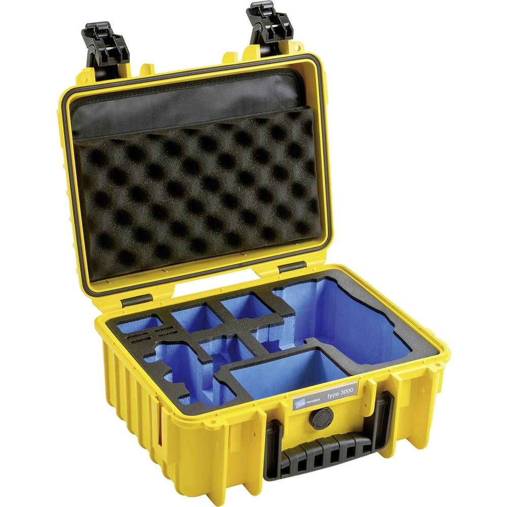Outdor-box B & W outdoor.cases Typ 3000 Passar till: DJI Mavic 2