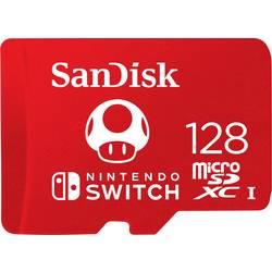 Pamäťová karta micro SDXC, 128 GB, SanDisk Extreme Nintendo Switch™, UHS-I, UHS-Class 3, vhodné pre Nintendo Switch ™