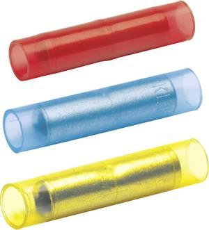 100 Stk Cimco Stoßverbinder isoliert 0,5-1qmm rot 180330
