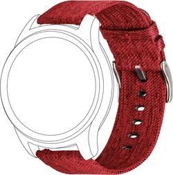 Image of Ersatzarmband Topp für Garmin vivomove/vivoactive 3 Rot