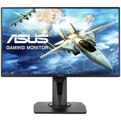 Asus VG258QR herný monitor 62.2 cm (24.5 palca) 1920 x 1080 Pixel Full HD 1 ms HDMI ™, DisplayPort, DVI TN LED
