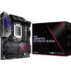 Základní deska Asus ROG Zenith Extreme Alpha Socket AMD TR4 Tvarový faktor E-ATX Čipová sada základní desky AMD® X399