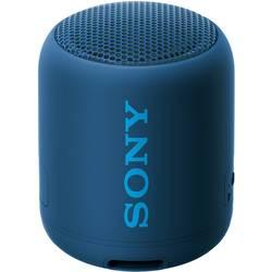 Bluetooth® reproduktor Sony SRS-XB12 outdoorová/ý, prachotesný, vodotesný, modrá