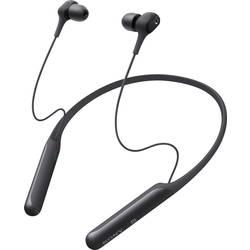 Bluetooth štupľové slúchadlá Sony WI-C600N WIC600NB.CE7, čierna