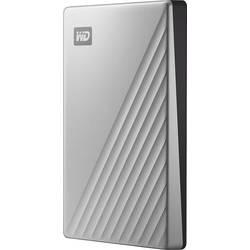 """Externý pevný disk 6,35 cm (2,5"""") WD My Passport Ultra, 2 TB, USB-C™, strieborná"""