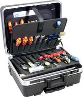 Tool case with tool boards