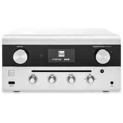 N/A Dual CR 900 Phantom, AUX, Bluetooth, CD, DLNA, NFC, USB, Wi-Fi, internetové rádio, biela