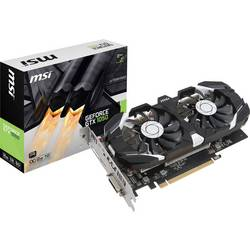Grafická karta MSI Nvidia GeForce GTX1050 Overclocked, 2 GB