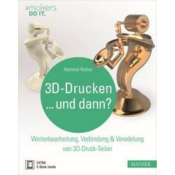 Image of 3D-Drucken...und dann? Buch HV-3DDUD