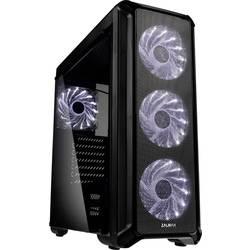 PC skrinka midi tower Zalman I3, čierna