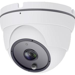 Dome-Kamera mit festem Blickwinkel