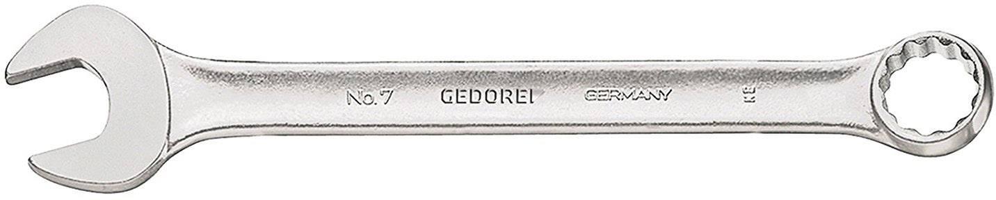 GEDORE Gabelringschlüssel 60 50 46 41 36 32 27 24 VANADIUM Ring Maul Schlüssel
