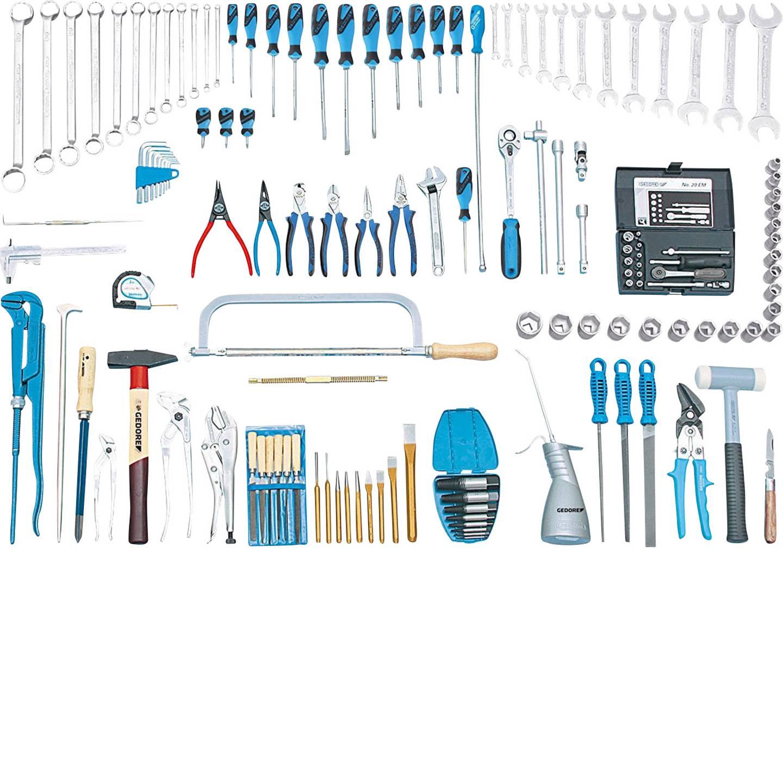 Gedore S 1008 6603610 Werkzeugset 138teilig