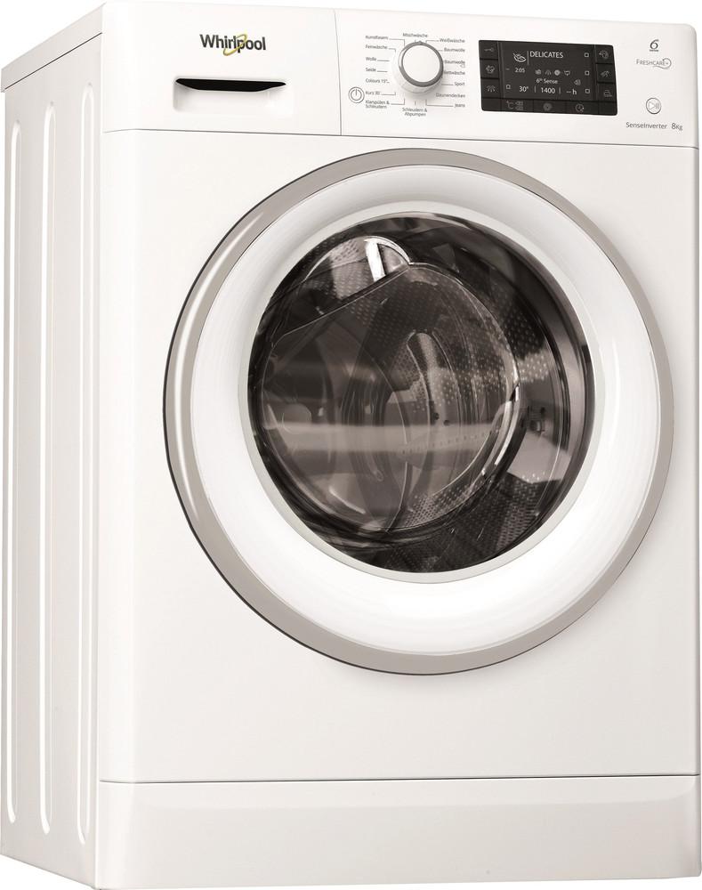 Whirlpool FWD 81484 WSE Waschmaschine EEK: A+++ (A+++ - D) Standgerät 8 kg 1400 U/min
