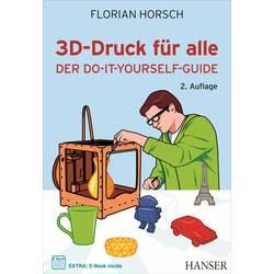 Image of 3D-Druck für alle Buch HV-3DDFA