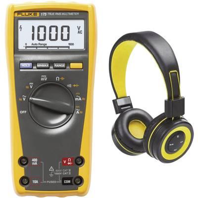 Fluke FLK-175EGFID/HP Hand-Multimeter digital CAT III 1000 V, CAT IV 600 V Anzeige (Counts Preisvergleich