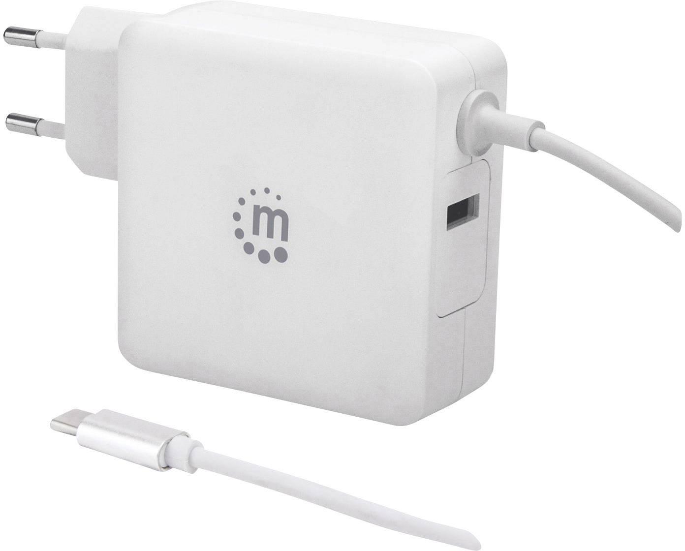 Manhattan 180245 USB Ladegerät Steckdose Ausgangsstrom (max