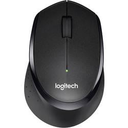 Optická bezdrôtová myš Logitech B330 Silent+ 910-004913, čierna