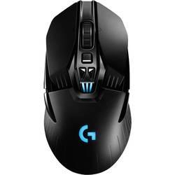 Optická bezdrôtová herná myš Logitech G903 910-005085, podsvietenie, čierna