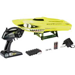 RC model motorového člunu Carson Modellsport Race Shark FD, 395 mm, 100% RtR