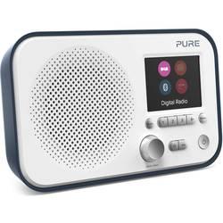 DAB+ prenosné rádio Pure Elan BT3, AUX, Bluetooth, UKW, modrá