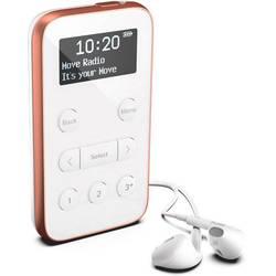 DAB+ kapesní rádio Pure Move R3, FM, bílá