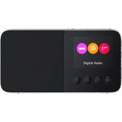 DAB+ kapesní rádio Pure Move T4, Bluetooth, FM, černá