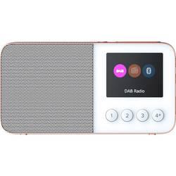 DAB+ kapesní rádio Pure Move T4, Bluetooth, FM, bílá