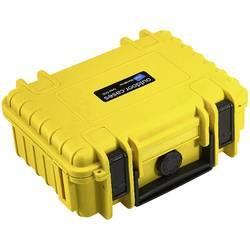 2.3 l B & W outdoor.cases Typ 500 žlutá 500/Y/SI