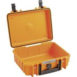 4.1 l B & W outdoor.cases Typ 1000 oranžová 1000/O/SI